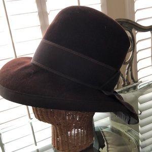 Neiman Marcus Henry Pollack inc. New York hat!!!!